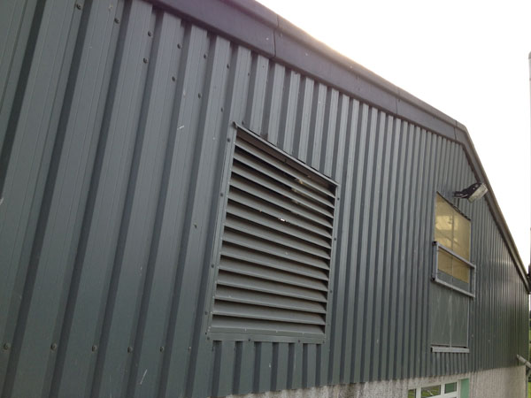 Z Purlins Adeilad Cladding Ltd